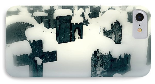Cemetery Phone Case by Joana Kruse