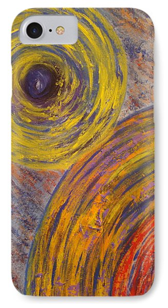 Centrifugal Whirls IPhone Case