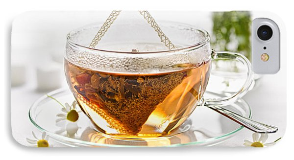 Chamomile Tea Phone Case by Elena Elisseeva