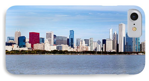 Chicago Panorama IPhone Case by Paul Velgos
