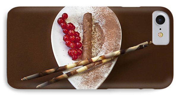 Chocolate Praline Phone Case by Joana Kruse