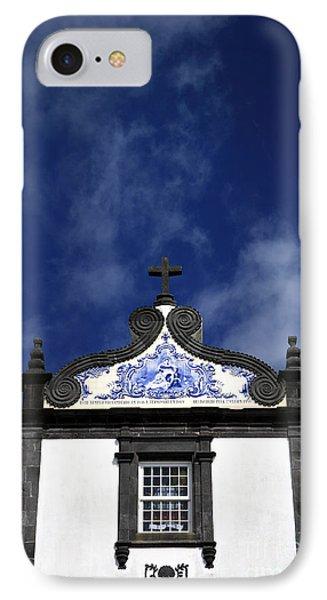 Church In Azores Islands Phone Case by Gaspar Avila