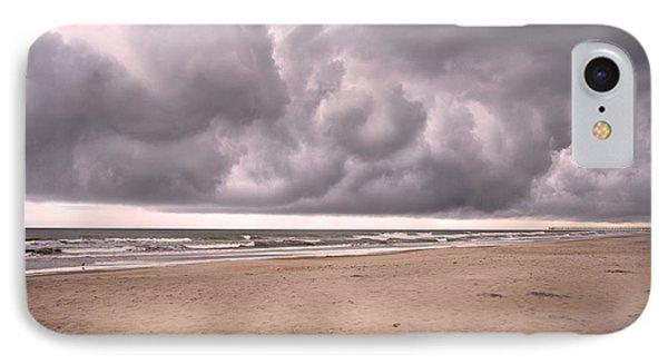 Coastal Storm Phone Case by Betsy Knapp