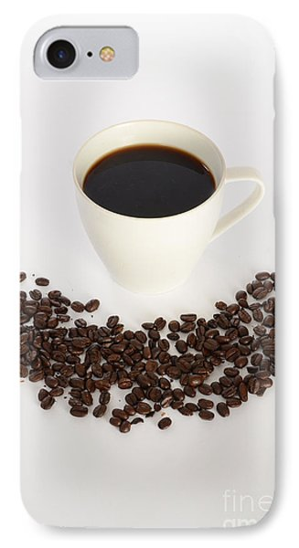 Coffee Phone Case by Photo Researchers, Inc.