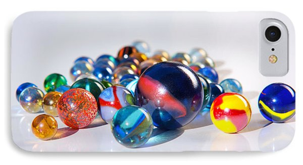 Colorful Marbles IPhone Case