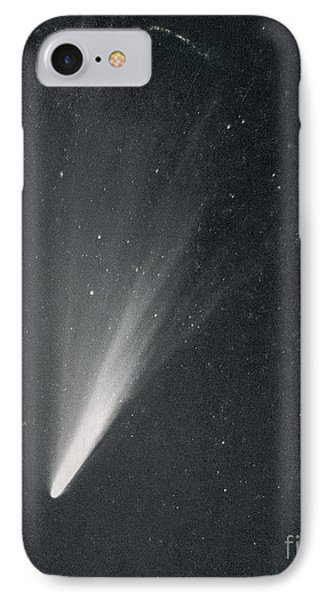 Comet West, 1976 IPhone Case by Science Source
