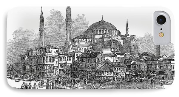 Constantinople: St. Sophia Phone Case by Granger