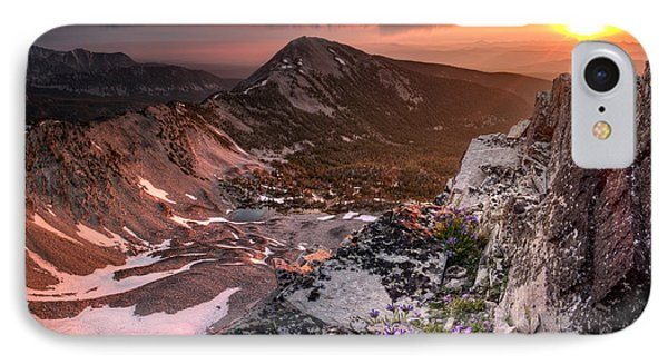 Continental Divide IPhone Case