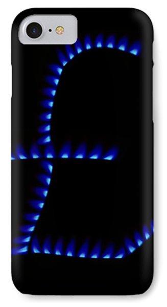 Cost Of Gas, Conceptual Image Phone Case by Victor De Schwanberg