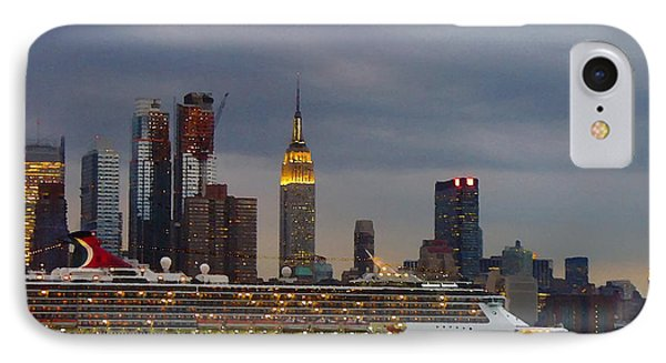 Cruisin By The City IPhone Case