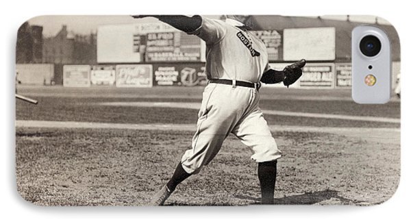 Cy Young (1867-1955) Phone Case by Granger