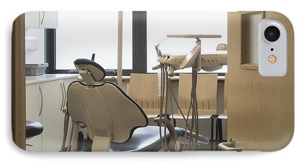 Dentist Chair Phone Case by Iain Sarjeant