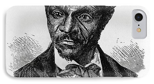 Dred Scott, African-american Hero Phone Case by Photo Researchers