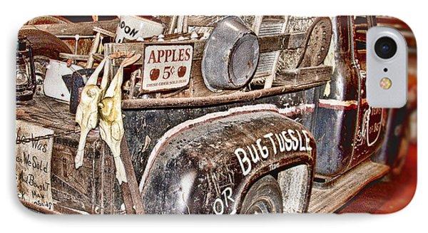 Eddie Bauer Bug Tussle Pick Up Phone Case by Douglas Barnard