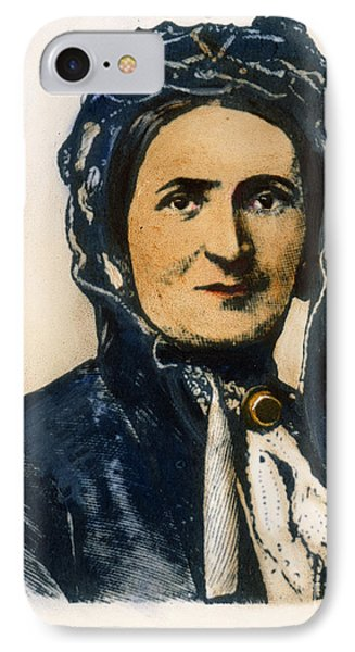 Ellen Craft (b.1826) Phone Case by Granger