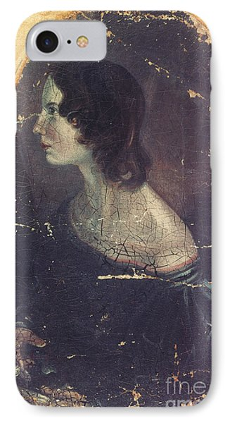 Emily Bront� (1818-1848) Phone Case by Granger
