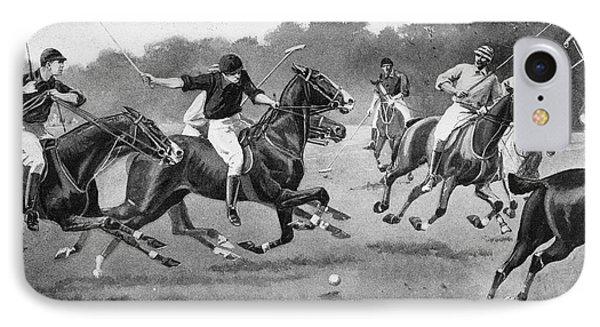 England: Polo, 1902 Phone Case by Granger