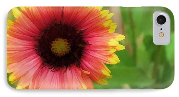 IPhone Case featuring the photograph Enough Of The Flowers by John Crothers