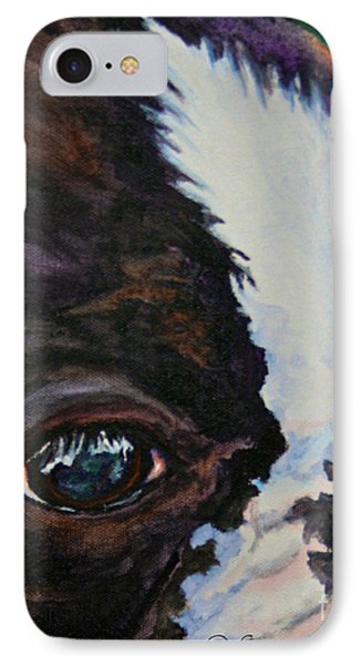 Eye On You IPhone Case by Susan Herber