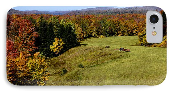 Fall Color Randolph County West Virginia Phone Case by Thomas R Fletcher