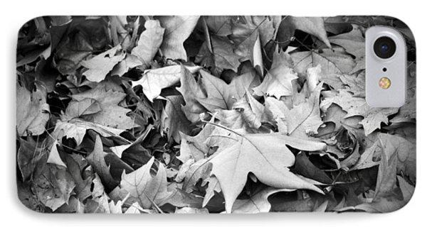 Fallen Leaves Phone Case by Fabrizio Troiani