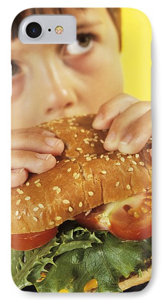 Fast Food Phone Case by Ian Boddy