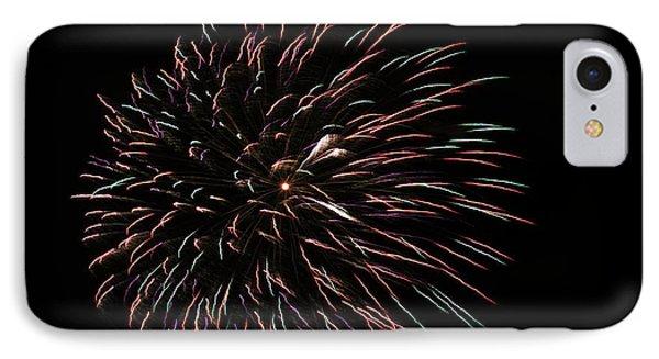 Fireworks Fun 3 Phone Case by Marilyn Hunt