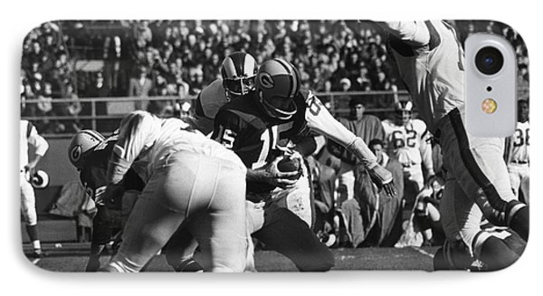 Football Game, 1965 Phone Case by Granger
