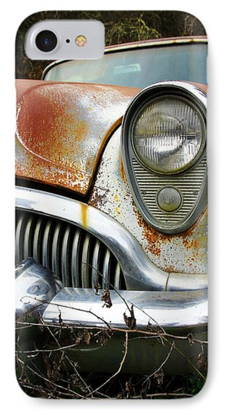 Forgotten Buick Phone Case by Steve McKinzie