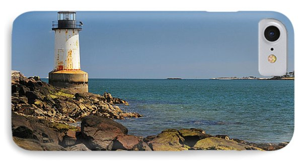 Fort Pickering Light Phone Case by Catherine Reusch Daley