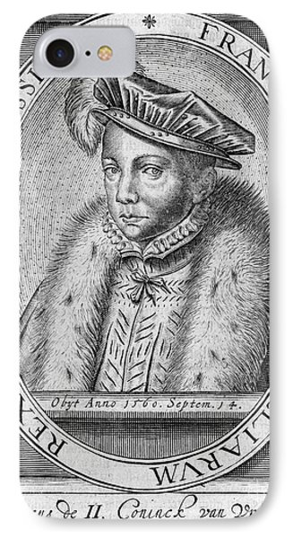 Francis II (1544-1560) Phone Case by Granger