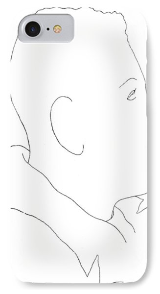 Francis Poulenc (1899-1963) Phone Case by Granger