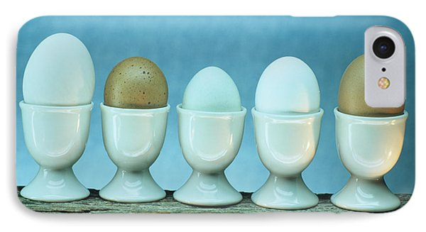 Fresh Eggs IPhone Case by David Aubrey