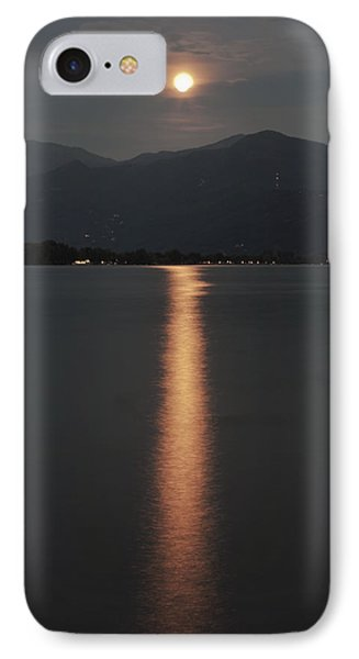 Full Moon Phone Case by Joana Kruse