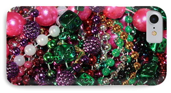 Gasparilla Beads IPhone Case by Carol Groenen