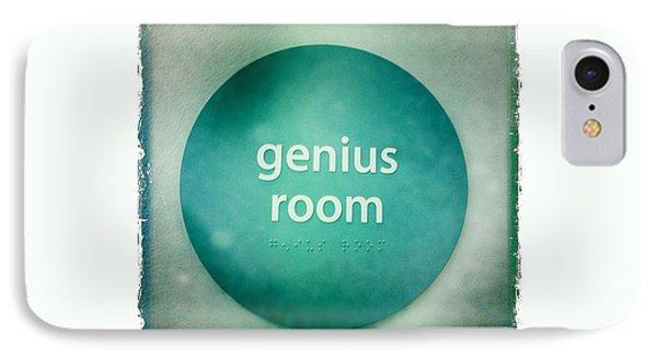 Genius Room Phone Case by Nina Prommer