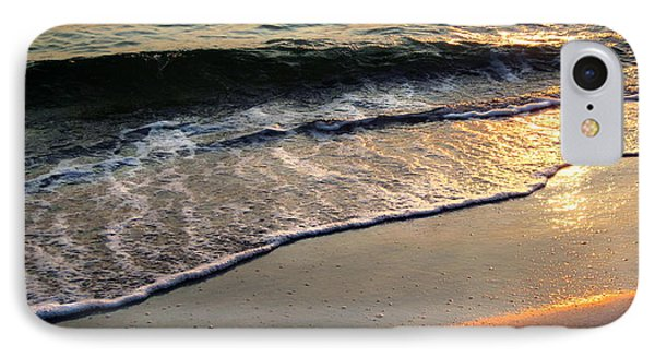 Gentle Tide IPhone Case by Angela Rath