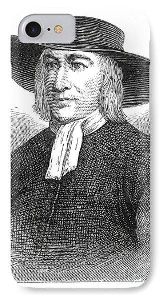 George Fox (1624-1691) Phone Case by Granger