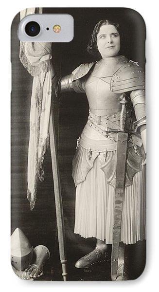 Geraldine Farrar (1882-1967) Phone Case by Granger