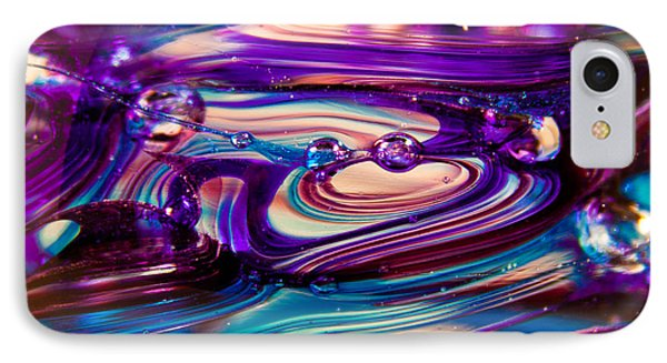 Glass Macro II Phone Case by David Patterson