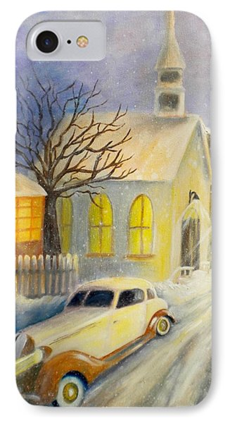 Going Home IPhone Case by Renate Nadi Wesley
