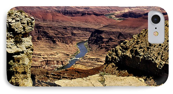 Grand Canyon Colorado River Phone Case by Bob and Nadine Johnston