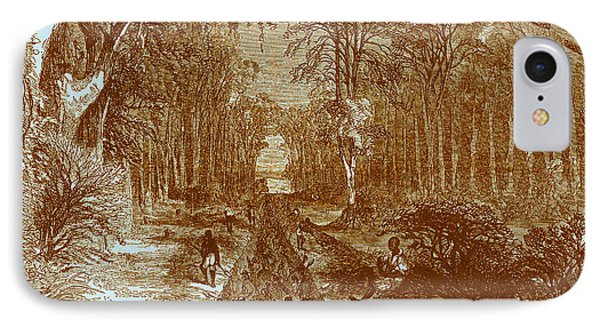 Grants Canal, 1862 Phone Case by Photo Researchers