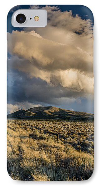 Great Basin Cloud Phone Case by Greg Nyquist