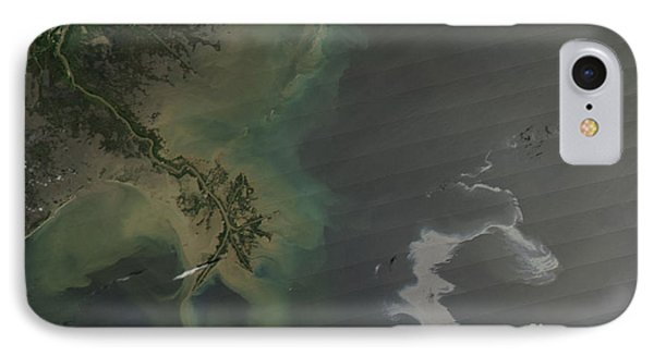 Gulf Oil Spill, April 2010 IPhone Case
