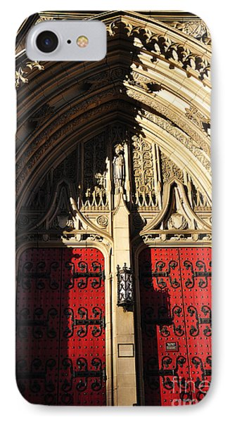 Heinz Chapel Doors Phone Case by Thomas R Fletcher