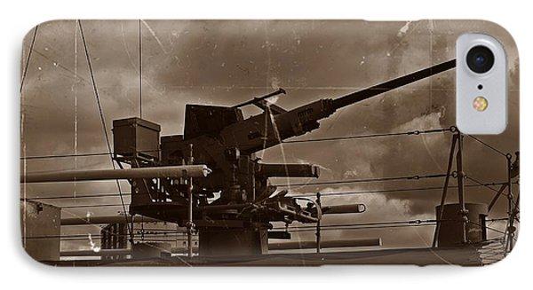 IPhone Case featuring the photograph Hmas Castlemaine 5 by Blair Stuart