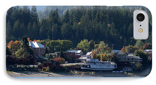 IPhone Case featuring the photograph Home Sweet Kaslo by Cathie Douglas