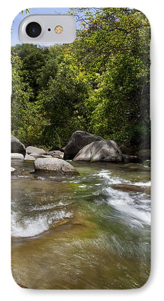 Iao River Phone Case by Jenna Szerlag
