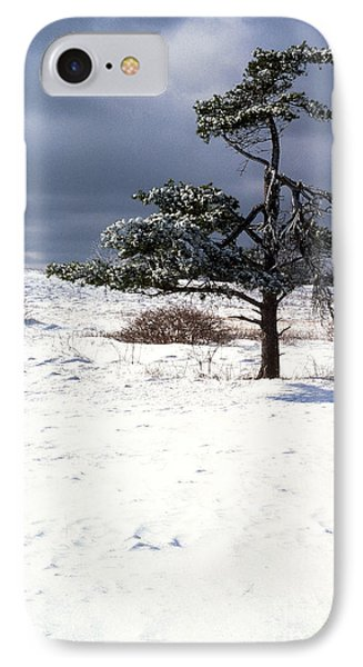 Iced Tree Shenandoah National Park Phone Case by Thomas R Fletcher